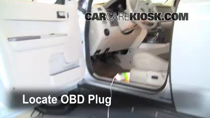2008 Ford Escape XLT 3.0L V6 Check Engine Light