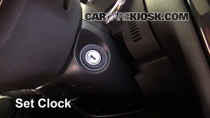 2008 Ford Explorer Sport Trac XLT 4.0L V6 Reloj