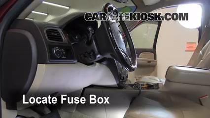 2008 GMC Yukon Denali 6.2L V8 Fuse (Interior)
