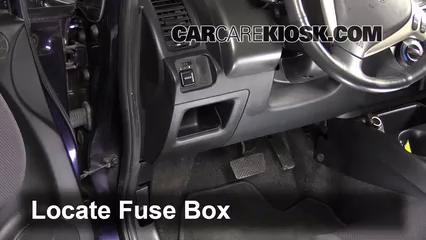 2008 Honda Fit 1.5L 4 Cyl. Fusible (interior)