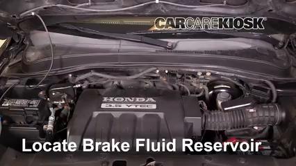 2008 Honda Pilot EX-L 3.5L V6 Líquido de frenos