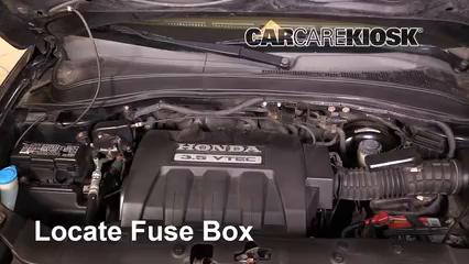 2008 Honda Pilot EX-L 3.5L V6 Fusible (motor)