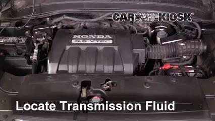 2008 Honda Pilot EX-L 3.5L V6 Líquido de transmisión