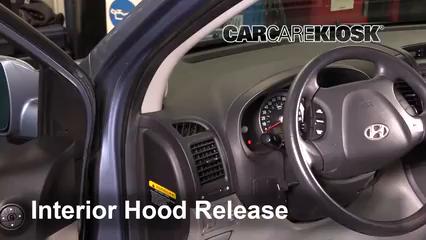 2008 Hyundai Entourage GLS 3.8L V6 Belts