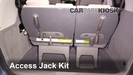 2008 Hyundai Entourage GLS 3.8L V6 Jack Up Car