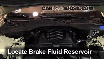 2008 Jaguar XJ8 L 4.2L V8 Brake Fluid