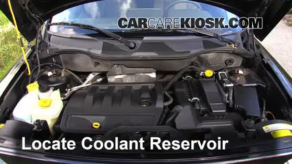 2008 Jeep Patriot Sport 2.4L 4 Cyl. Coolant (Antifreeze)