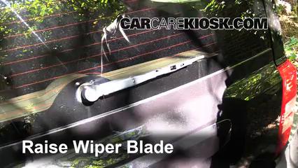 2008 Jeep Patriot Sport 2.4L 4 Cyl. Windshield Wiper Blade (Rear)