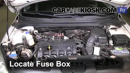 2008 Kia Ceed LX 1.4L 4 Cyl. Fuse (Engine)