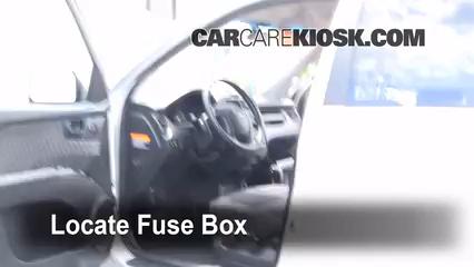 2008 Kia Sportage LX 2.0L 4 Cyl. Fuse (Interior)