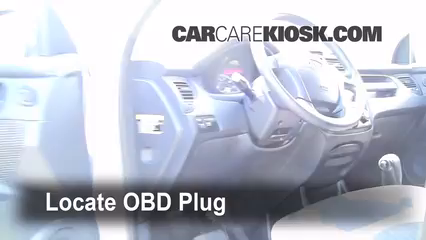 2008 Kia Sportage LX 2.0L 4 Cyl. Compruebe la luz del motor Diagnosticar