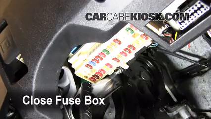 Interior Fuse Box Location: 2007-2012 Lexus ES350 - 2008 Lexus ES350 3.5L V6CarCareKiosk