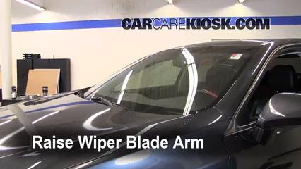 2008 Lexus ES350 3.5L V6 Windshield Wiper Blade (Front)