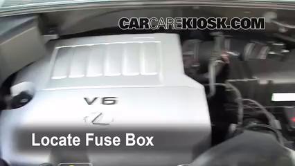 2008 Lexus RX350 3.5L V6 Fusible (motor)
