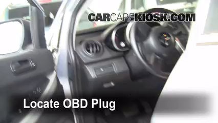 2008 Mazda CX-7 Sport 2.3L 4 Cyl. Turbo Check Engine Light Diagnose
