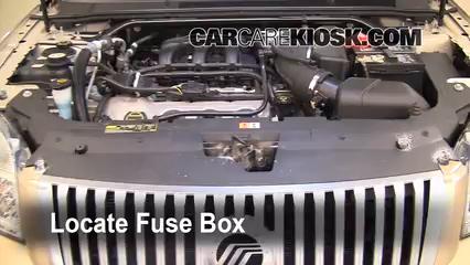 2008 Mercury Sable Premier 3.5L V6 Fusible (motor)