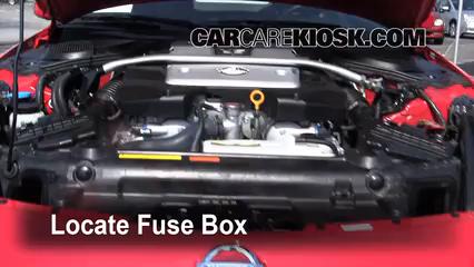 2008 Nissan 350Z 3.5L V6 Fuse (Engine)