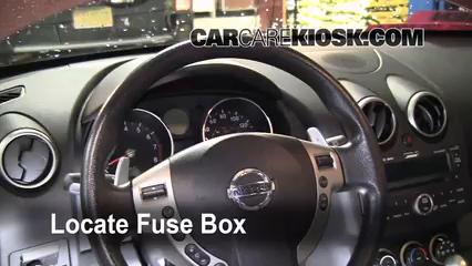 2008 Nissan Rogue SL 2.5L 4 Cyl. Fuse (Interior)