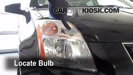 2008 Nissan Sentra S 2.0L 4 Cyl. Lights Daytime Running Light (replace bulb)