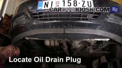 2008 Opel Corsa D 1.2L 4 Cyl. Aceite Cambiar aceite y filtro de aceite