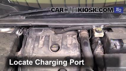 2008 Peugeot 307 XT HDi 2.0L 4 Cyl. Turbo Diesel Aire Acondicionado