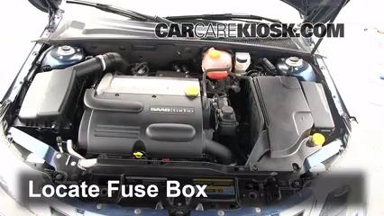 2008 Saab 9-3 2.0T 2.0L 4 Cyl. Turbo Wagon (4 Door) Fuse (Engine)