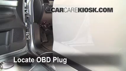 2008 Saturn Outlook XE 3.6L V6 Check Engine Light