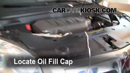 2008 Saturn Outlook XE 3.6L V6 Oil