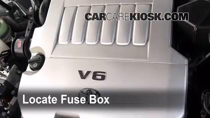 2008 Toyota Avalon Limited 3.5L V6 Fuse (Engine)
