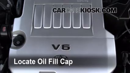 2008 Toyota Avalon Limited 3.5L V6 Oil