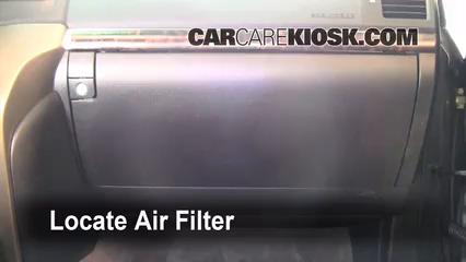 2008 Toyota Land Cruiser 5.7L V8 Air Filter (Cabin)