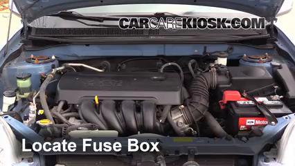 2008 Toyota Matrix XR 1.8L 4 Cyl. Fuse (Engine)