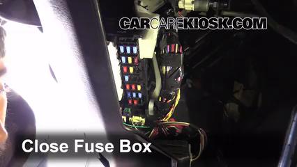 interior fuse box location: 2003-2008 toyota matrix - 2008 toyota matrix xr  1.8l 4 cyl.  carcarekiosk