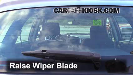 2008 Toyota Matrix XR 1.8L 4 Cyl. Windshield Wiper Blade (Rear)