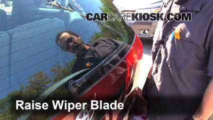 2008 Toyota Sienna CE 3.5L V6 Mini Passenger Van Windshield Wiper Blade (Rear)