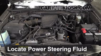 2008 Toyota Tacoma 2.7L 4 Cyl. Extended Cab Pickup (4 Door) Power Steering Fluid