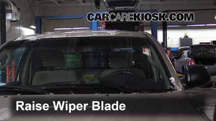 2008 Toyota Tacoma 2.7L 4 Cyl. Extended Cab Pickup (4 Door) Windshield Wiper Blade (Front)