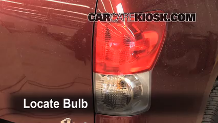 2008 Toyota Tundra SR5 4.7L V8 Crew Cab Pickup Lights