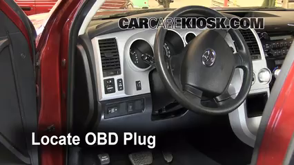 2008 Toyota Tundra SR5 4.7L V8 Crew Cab Pickup Check Engine Light