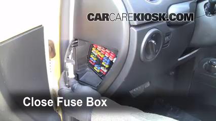 Interior Fuse Box Location: 2006-2010 Volkswagen Beetle - 2008 Volkswagen  Beetle S 2.5L 5 Cyl. Hatchback | 2007 Vw Beetle Fuse Box |  | CarCareKiosk