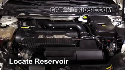 2008 Volvo C30 T5 2.5L 5 Cyl. Turbo Windshield Washer Fluid