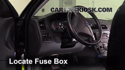 Interior Fuse Box Location: 2001-2009 Volvo S60 - 2008 Volvo S60 2.5T 2.5L  5 Cyl. Turbo | Volvo S60 Passenger Fuse Box |  | CarCareKiosk