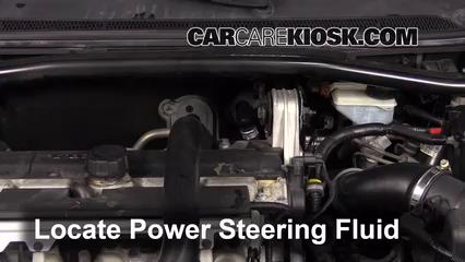 2008 Volvo S60 2.5T 2.5L 5 Cyl. Turbo Power Steering Fluid