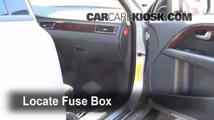 2008 Volvo XC70 3.2 3.2L 6 Cyl. Fuse (Interior)