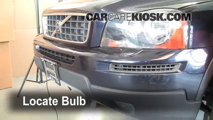 2008 Volvo XC90 3.2 3.2L 6 Cyl. Luces Faro delantero (reemplazar foco)