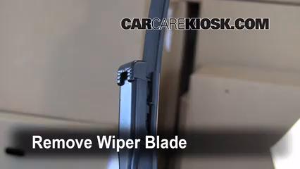 2008 Volvo XC90 3.2 3.2L 6 Cyl. Windshield Wiper Blade (Front)
