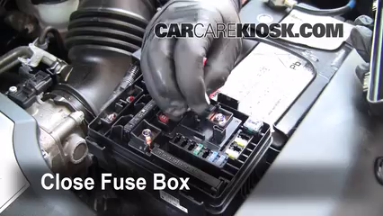 2009 Acura Mdx Fuse Box - All Diagram Schematics