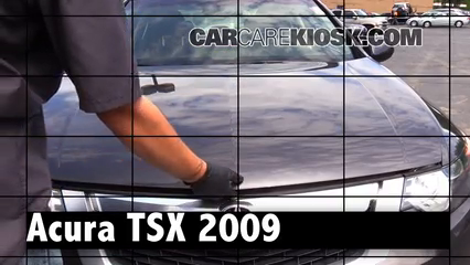 2009 Acura TSX 2.4L 4 Cyl. Review