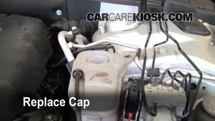 Fix Coolant Leaks: 2009-2016 Audi A4 Quattro - 2009 Audi A4 ... on antifreeze coolant, pink volkswagen coolant, pink audi coolant, audi engine oil, audi engine tools, audi gear oil, audi engine power, audi belt, audi power steering fluid, g12 coolant, audi g12 anti freeze, audi coolant flange and hose,