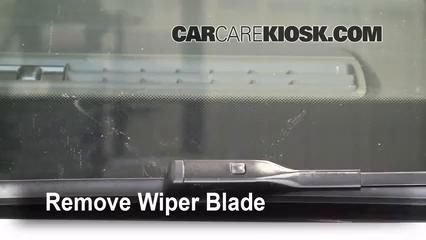 Front Wiper Blade Change Audi A Quattro Audi A - Audi a4 windshield wipers
